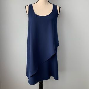 Petticoat Alley Navy Dress